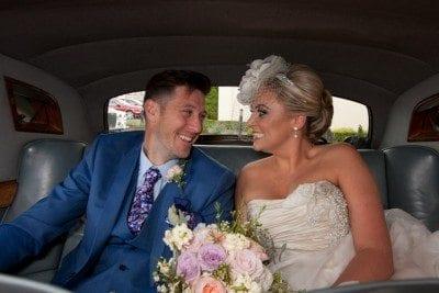 Lisa and Gerard, wedding Jul 16