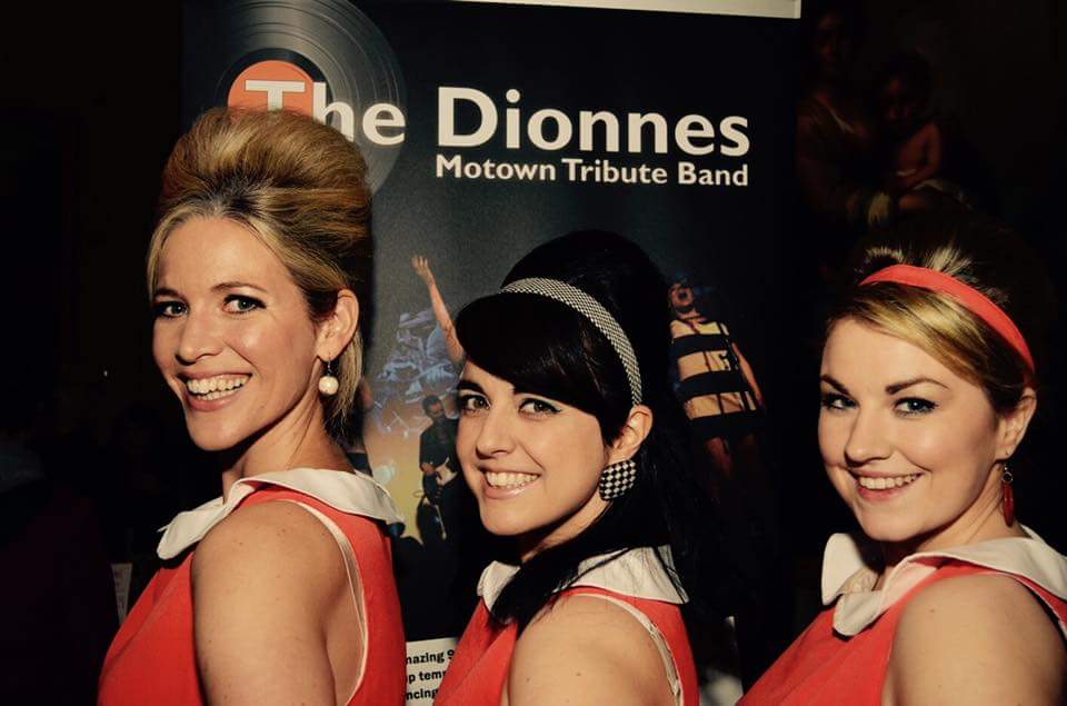 The Dionnes band ladies